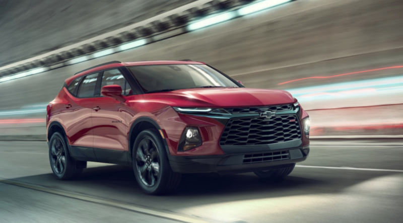 50 Gallery of 2020 The Chevy Blazer Concept for 2020 The Chevy Blazer