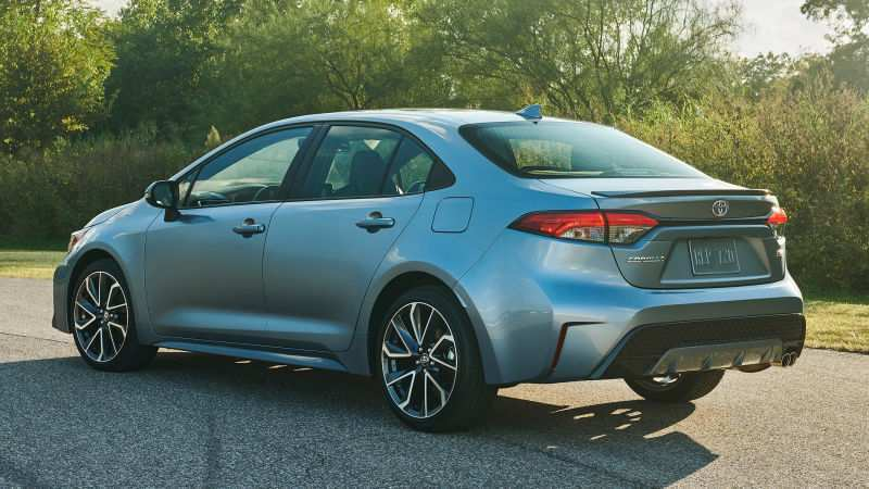 50 Gallery of 2020 Toyota Corolla Hatchback Specs for 2020 Toyota Corolla Hatchback