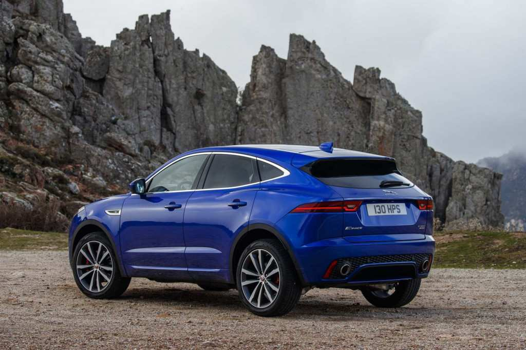 50 Gallery of Jaguar E Pace 2020 New Concept Style with Jaguar E Pace 2020 New Concept