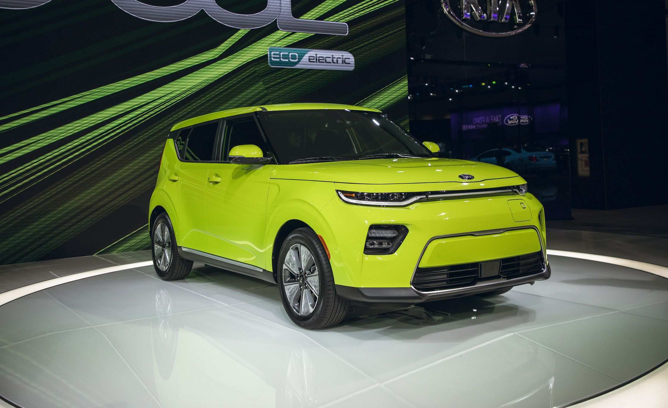 50 Gallery of Kia Soul Ev 2020 Spesification with Kia Soul Ev 2020