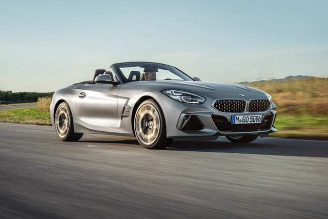 50 Great 2020 BMW Z4 Redesign for 2020 BMW Z4