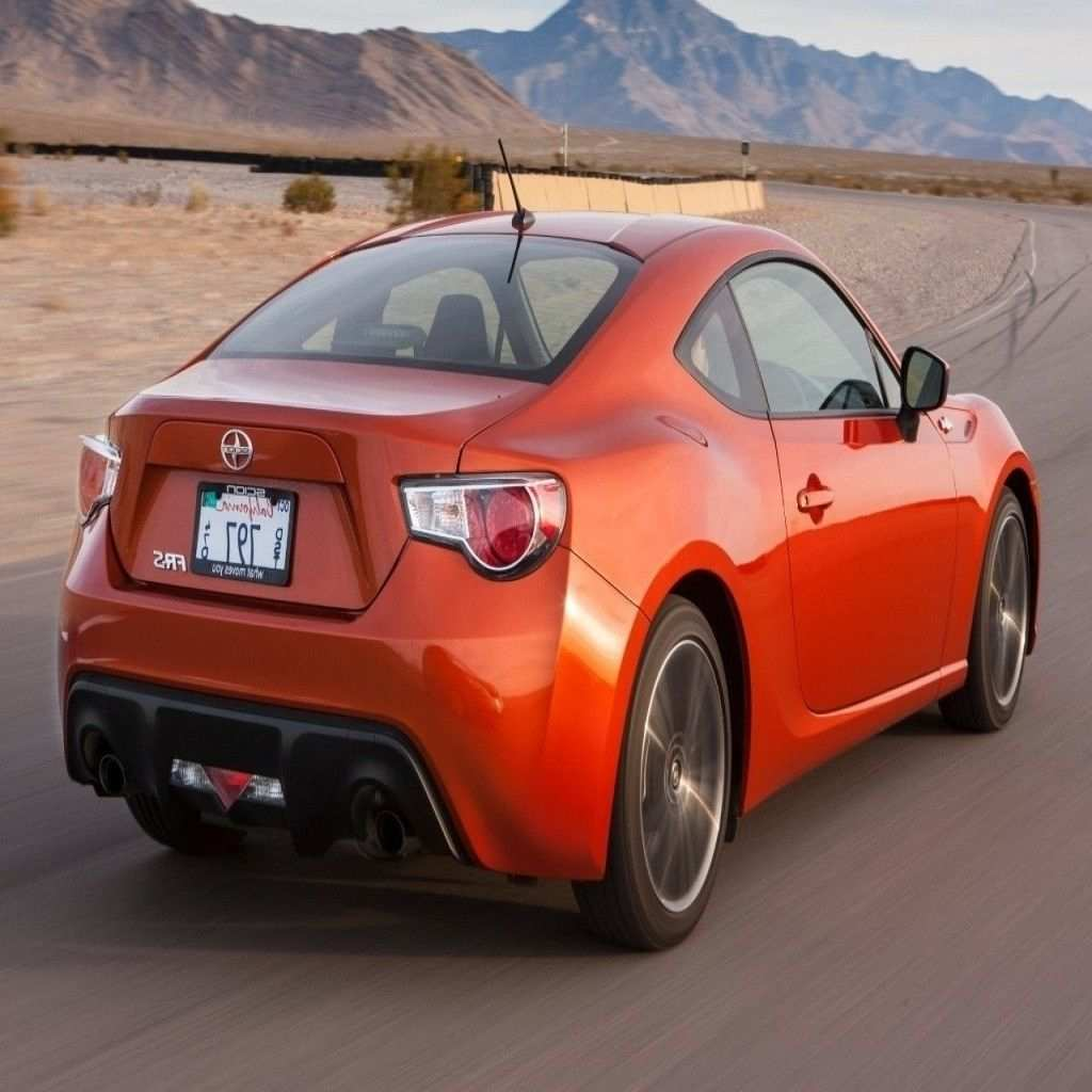 2020 Scion FR-S Sedan Redesign and Review