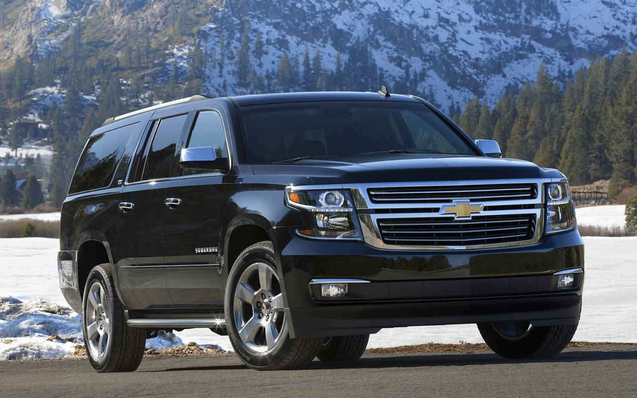 50 New 2020 Chevy Suburban Z71 Picture for 2020 Chevy Suburban Z71