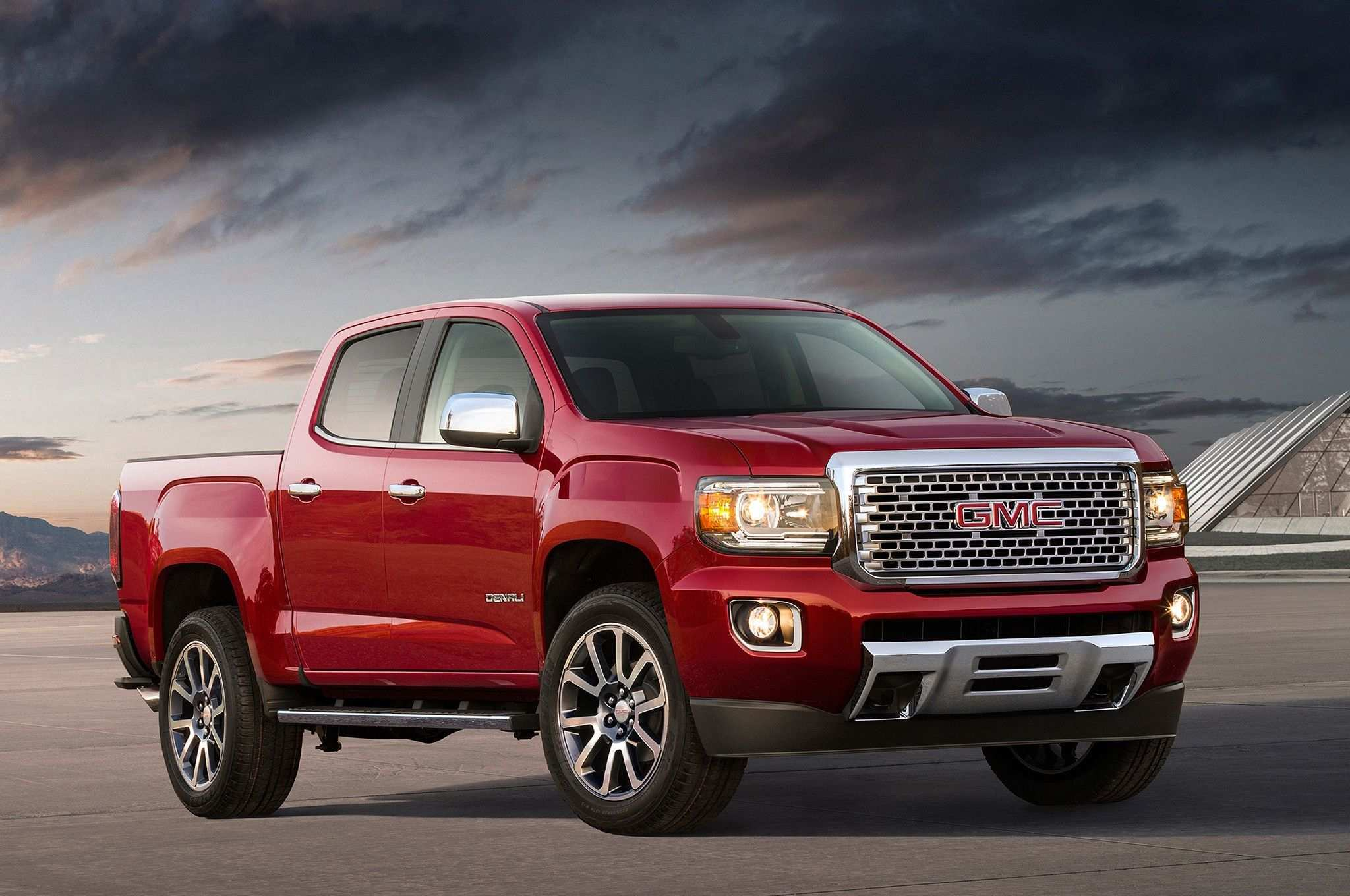 50 New 2020 GMC Canyon Configurations by 2020 GMC Canyon