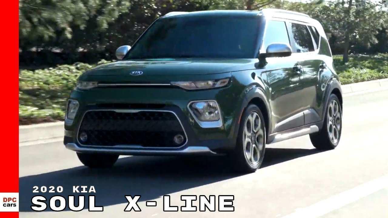 50 New Kia X Line 2020 New Concept with Kia X Line 2020