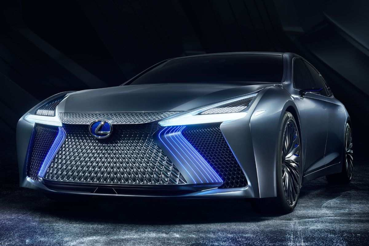 50 New Lexus 2020 New Concepts Interior with Lexus 2020 New Concepts