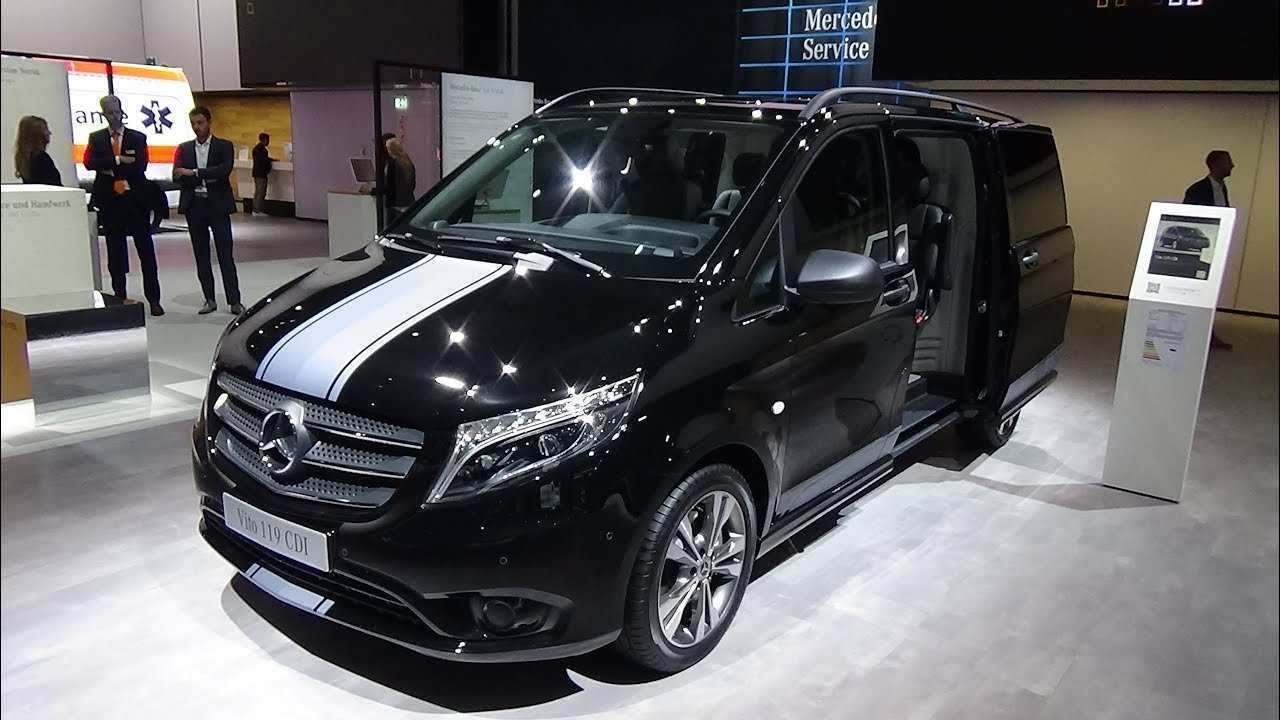 50 New Mercedes Benz Vito 2020 Ratings with Mercedes Benz Vito 2020