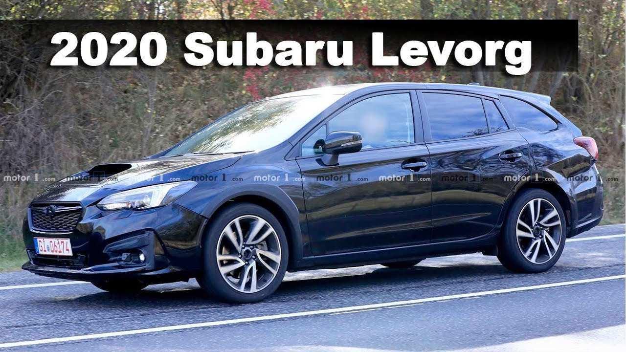 50 New Subaru Levorg 2020 Specs and Review for Subaru Levorg 2020