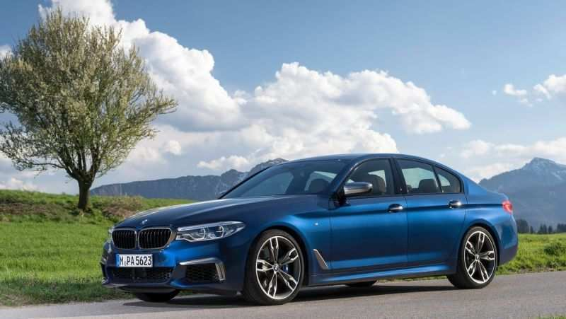 50 The 2020 BMW 550I Exterior with 2020 BMW 550I