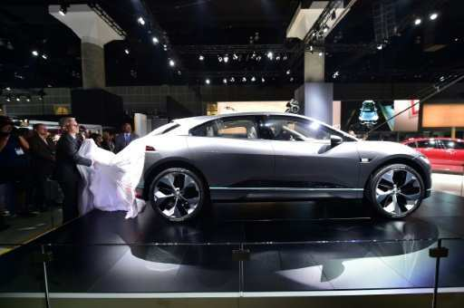 50 The 2020 Jaguar Electric Spesification for 2020 Jaguar Electric