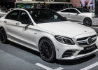 50 The Mercedes C43 2020 First Drive with Mercedes C43 2020