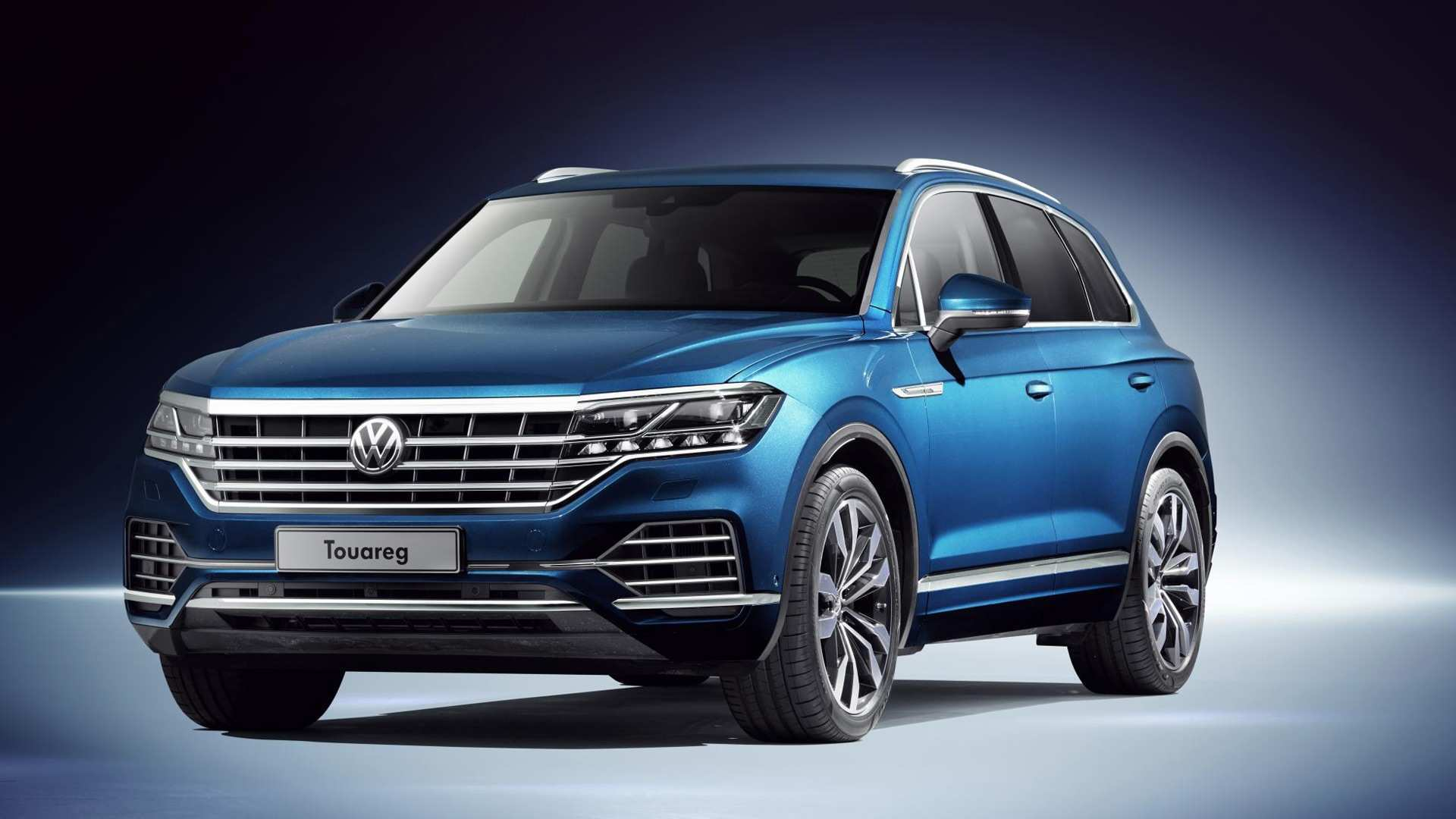 50 The VW Touareg 2020 New Concept Speed Test by VW Touareg 2020 New Concept