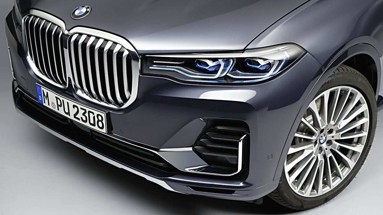 51 All New 2020 BMW Tailgate Overview by 2020 BMW Tailgate