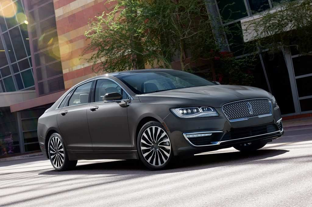 51 All New 2020 Lincoln MKZ Hybrid Rumors by 2020 Lincoln MKZ Hybrid