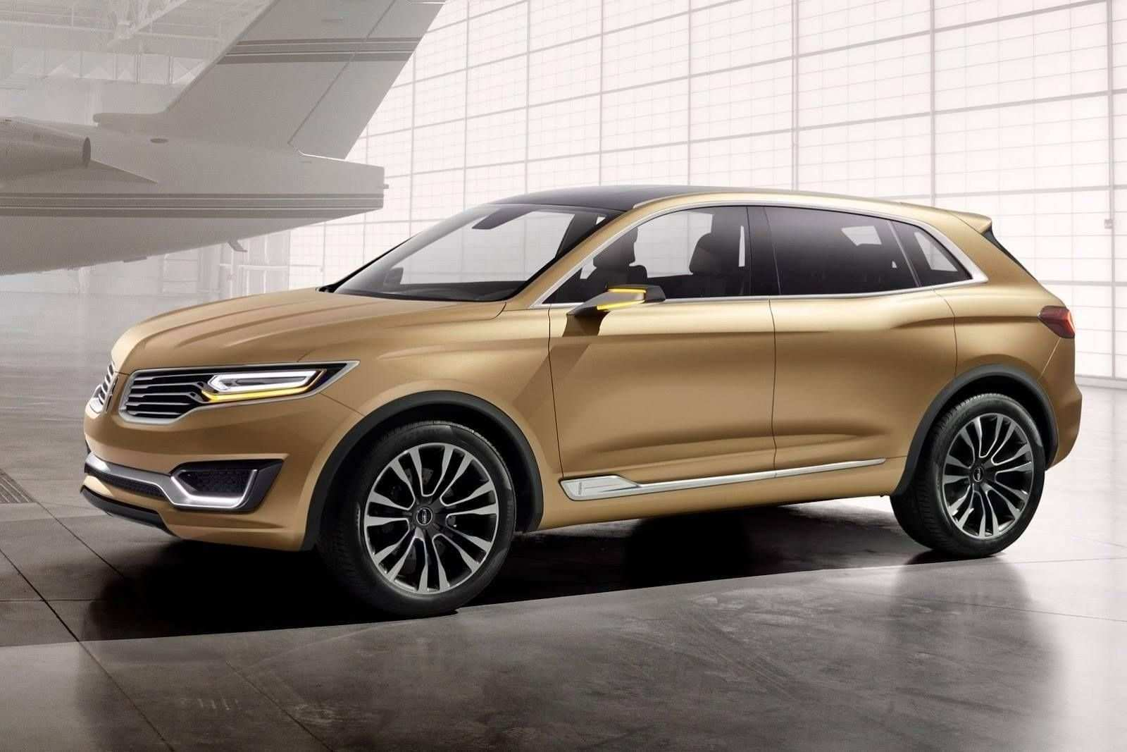 2020 Lincoln Mkx At Beijing Motor Show Performance