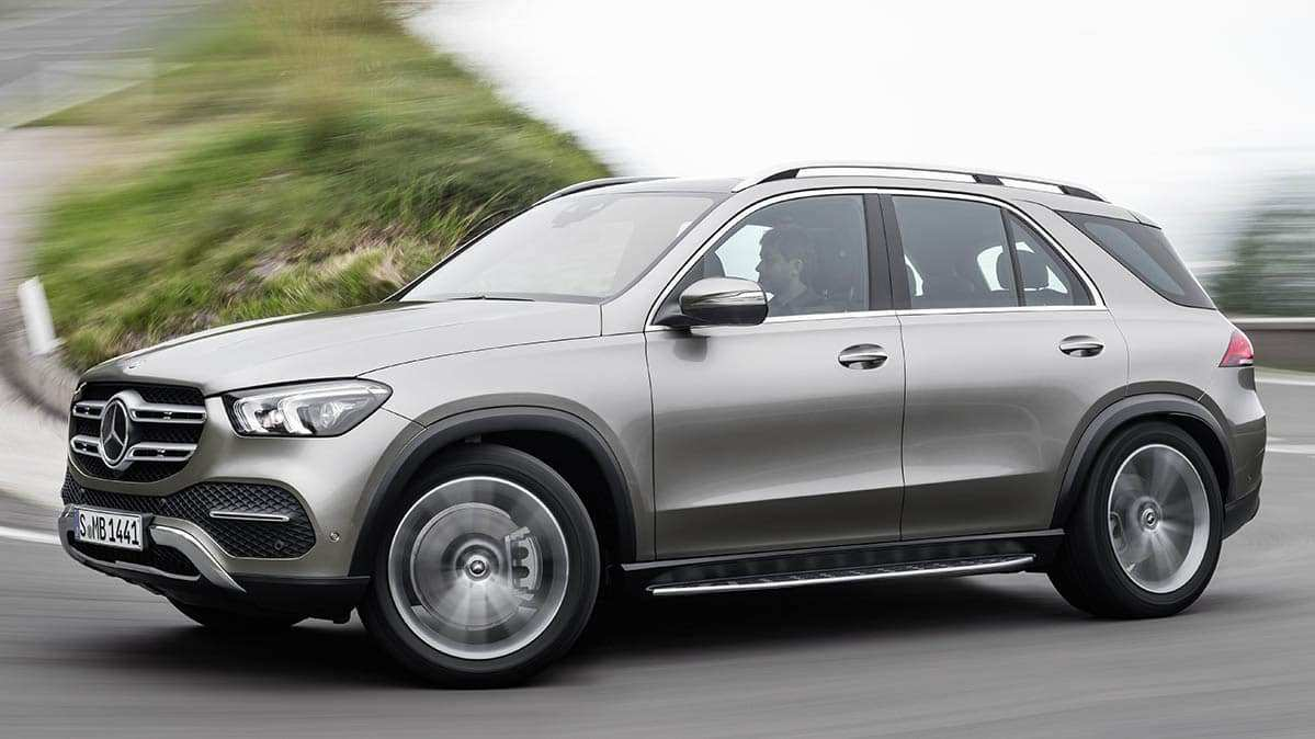 51 All New 2020 Mercedes GLE Reviews with 2020 Mercedes GLE