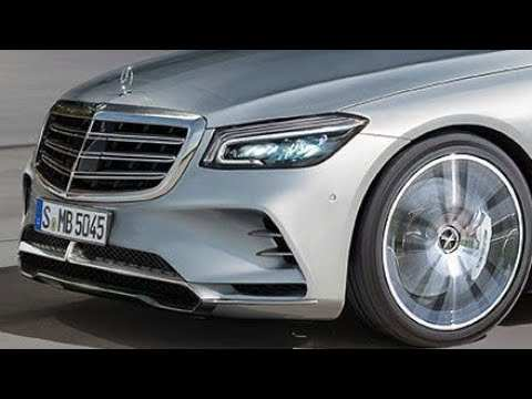 51 All New 2020 Mercedes S Class Pricing by 2020 Mercedes S Class