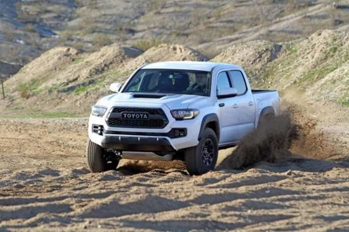 51 All New 2020 Toyota Tacoma Overview by 2020 Toyota Tacoma