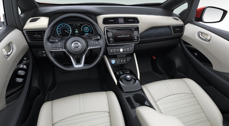 51 All New Nissan Leaf 2020 Range Redesign and Concept by Nissan Leaf 2020 Range