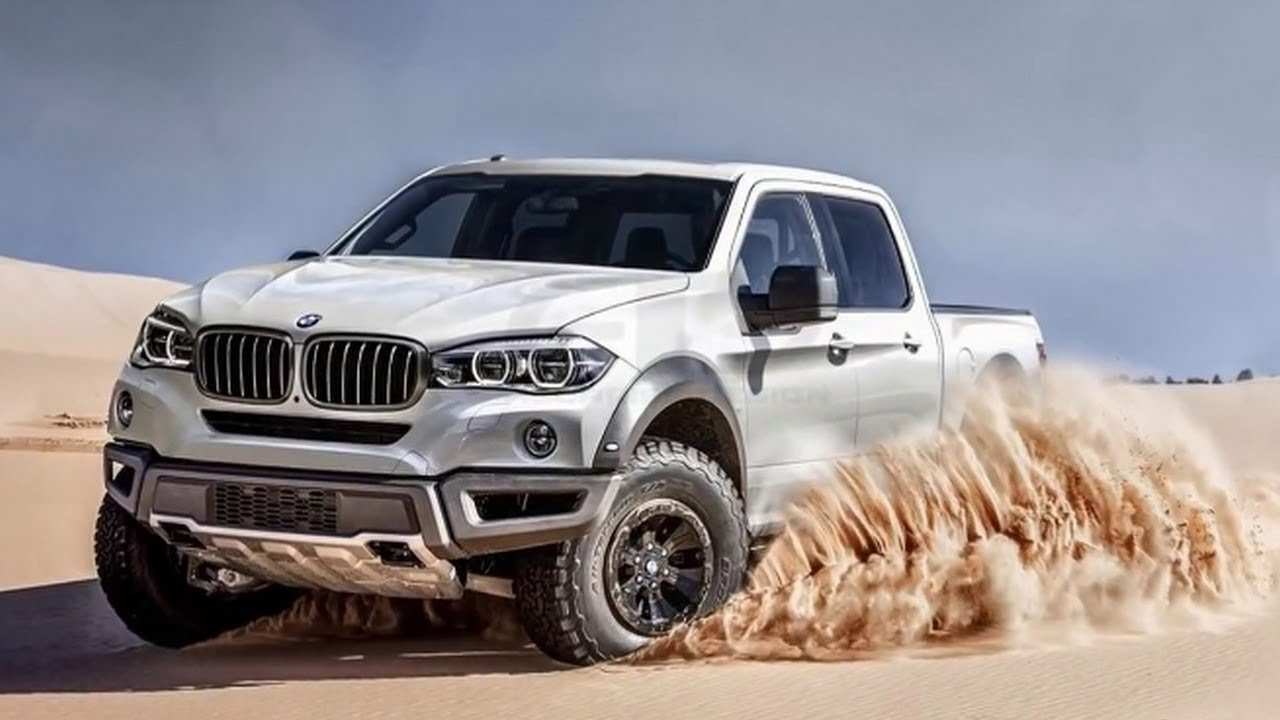 51 Best Review 2020 BMW Off Road Truck Interior with 2020 BMW Off Road Truck