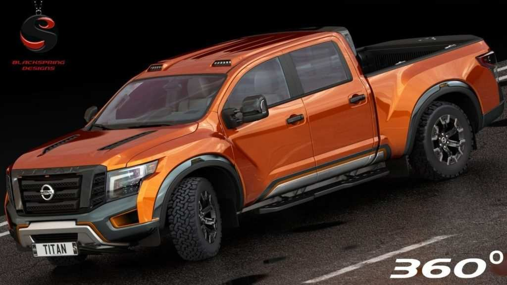 51 Best Review Nissan Warrior 2020 Picture by Nissan Warrior 2020
