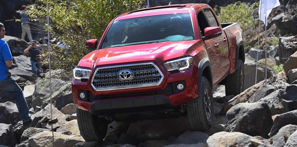 51 Best Review Toyota Tacoma 2020 Exterior Date Wallpaper for Toyota Tacoma 2020 Exterior Date