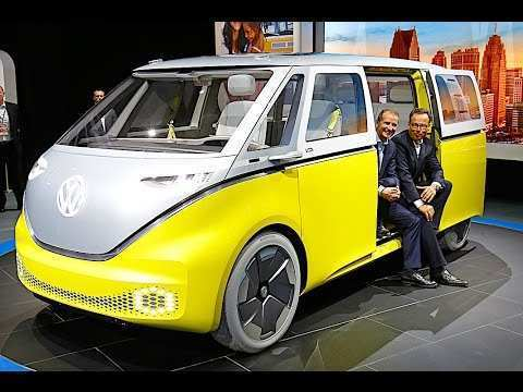 51 Best Review VW Minivan 2020 Interior by VW Minivan 2020