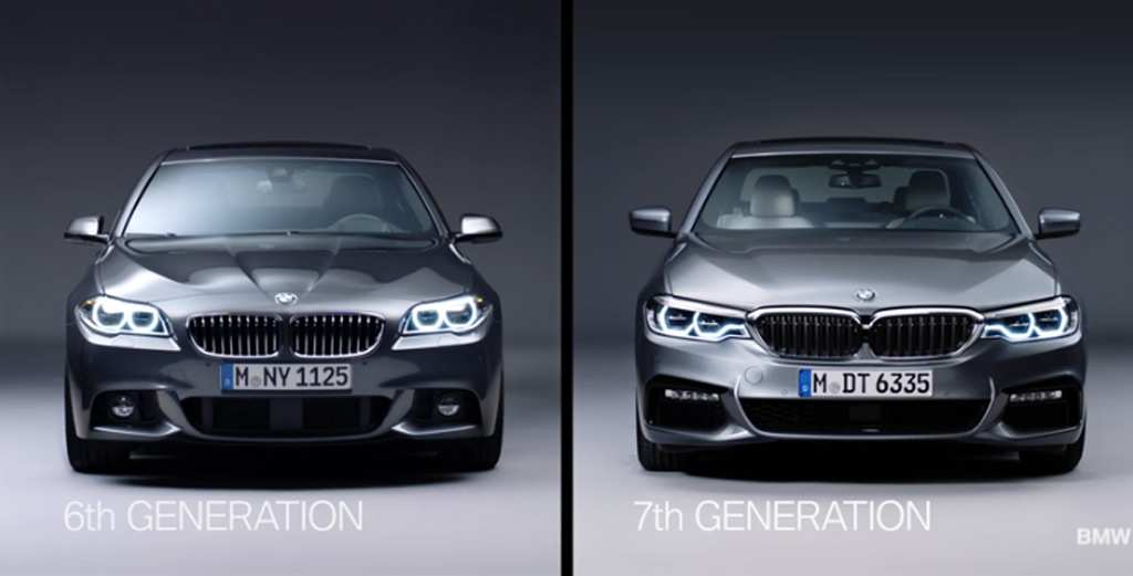 51 Concept of 2020 BMW 550I Exterior with 2020 BMW 550I