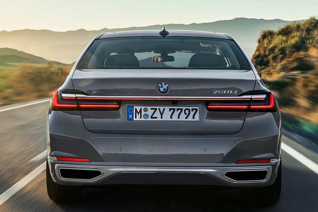 51 Concept of 2020 BMW 7 Series Overview with 2020 BMW 7 Series