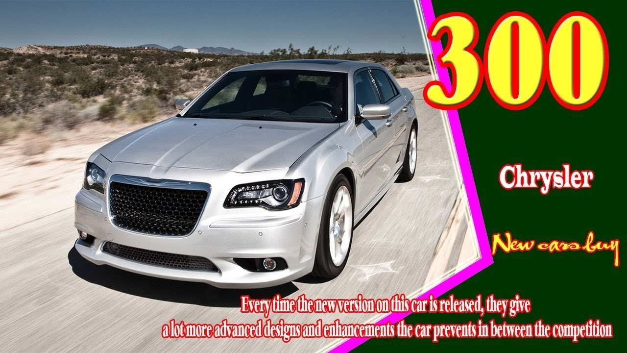 51 Concept of 2020 Chrysler 300 Srt 8 Overview by 2020 Chrysler 300 Srt 8