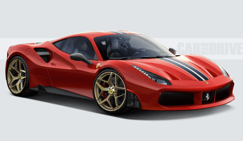 51 Concept of 2020 Ferrari 488 Gto Wallpaper by 2020 Ferrari 488 Gto