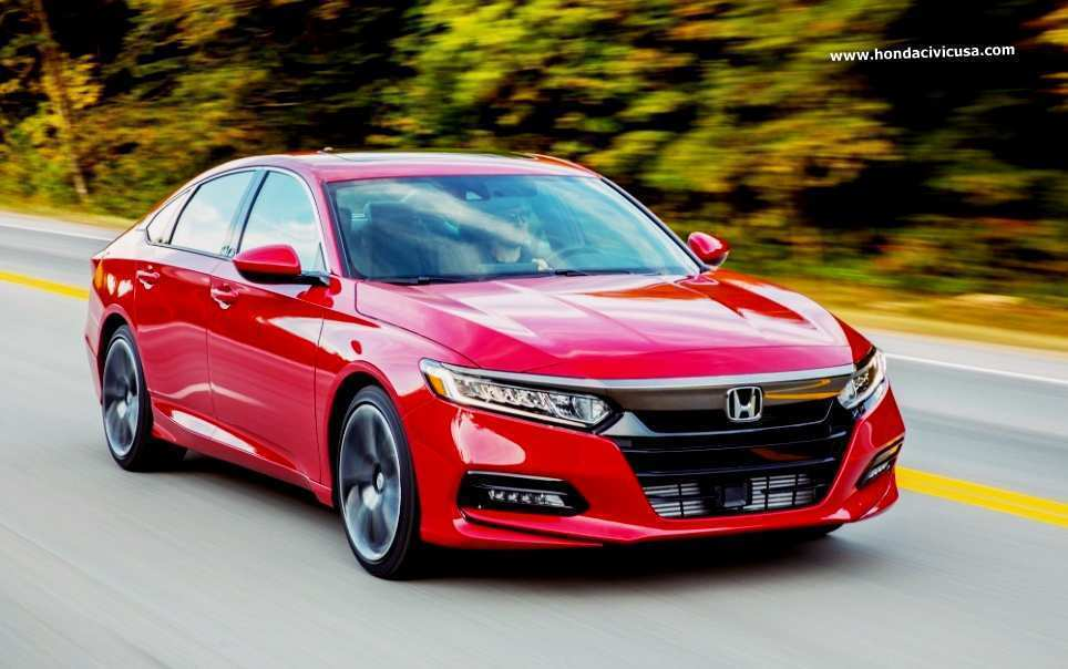 51 Concept of 2020 Honda Accord Sedan Prices by 2020 Honda Accord Sedan