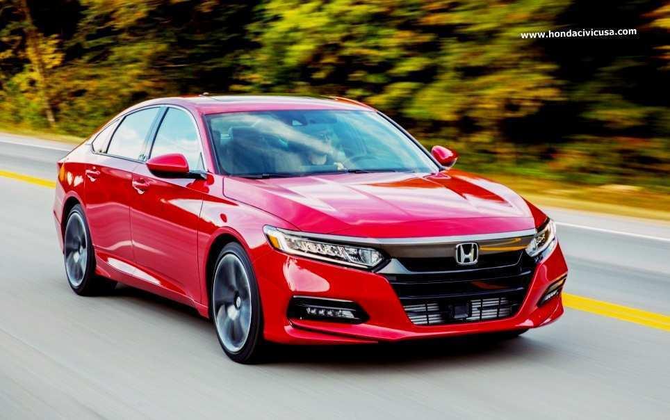 51 Concept of 2020 Honda Accord Sedan Prices by 2020 Honda Accord Sedan