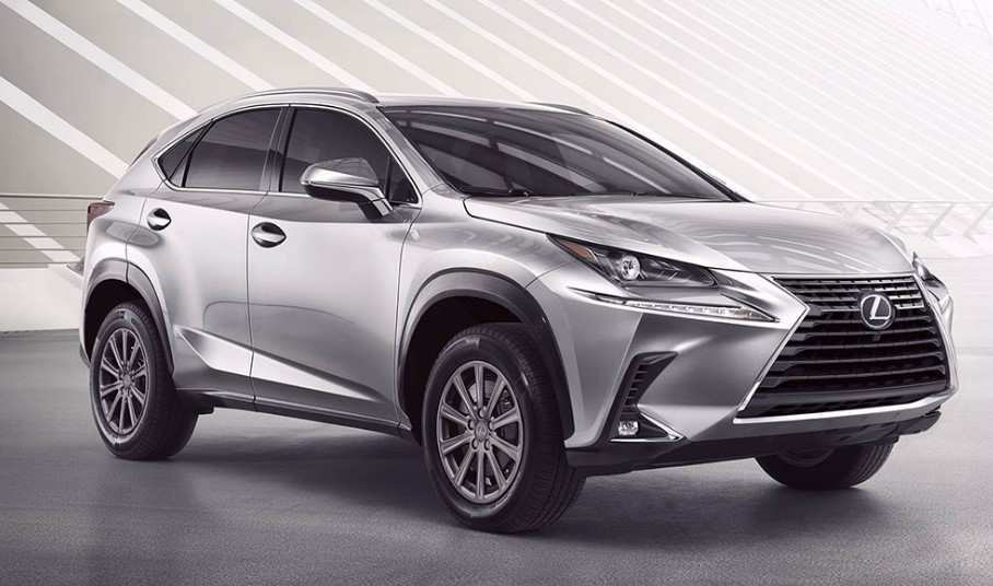 51 Concept of 2020 Lexus Nx Interior by 2020 Lexus Nx