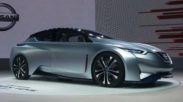 51 Concept of 2020 Nissan Leaf Range Exterior by 2020 Nissan Leaf Range