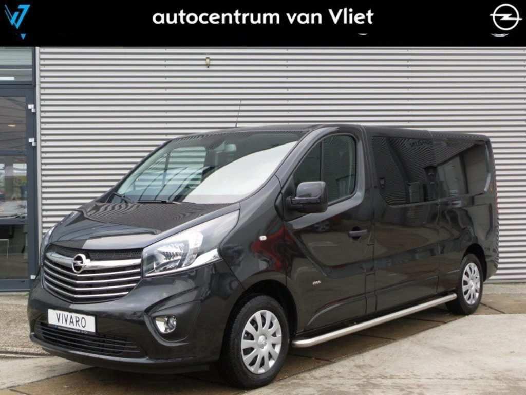 51 Concept of 2020 Opel Vivaro 2018 Specs and Review by 2020 Opel Vivaro 2018