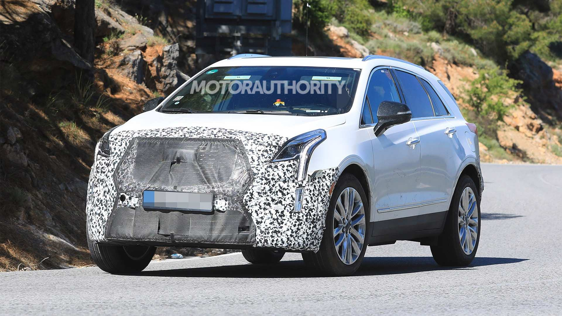 51 Concept of 2020 Spy Shots Cadillac Xt5 Specs and Review with 2020 Spy Shots Cadillac Xt5