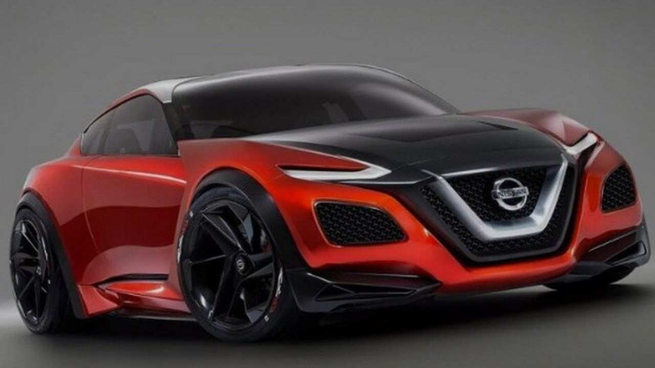 51 Concept of Z370 Nissan 2020 Redesign with Z370 Nissan 2020