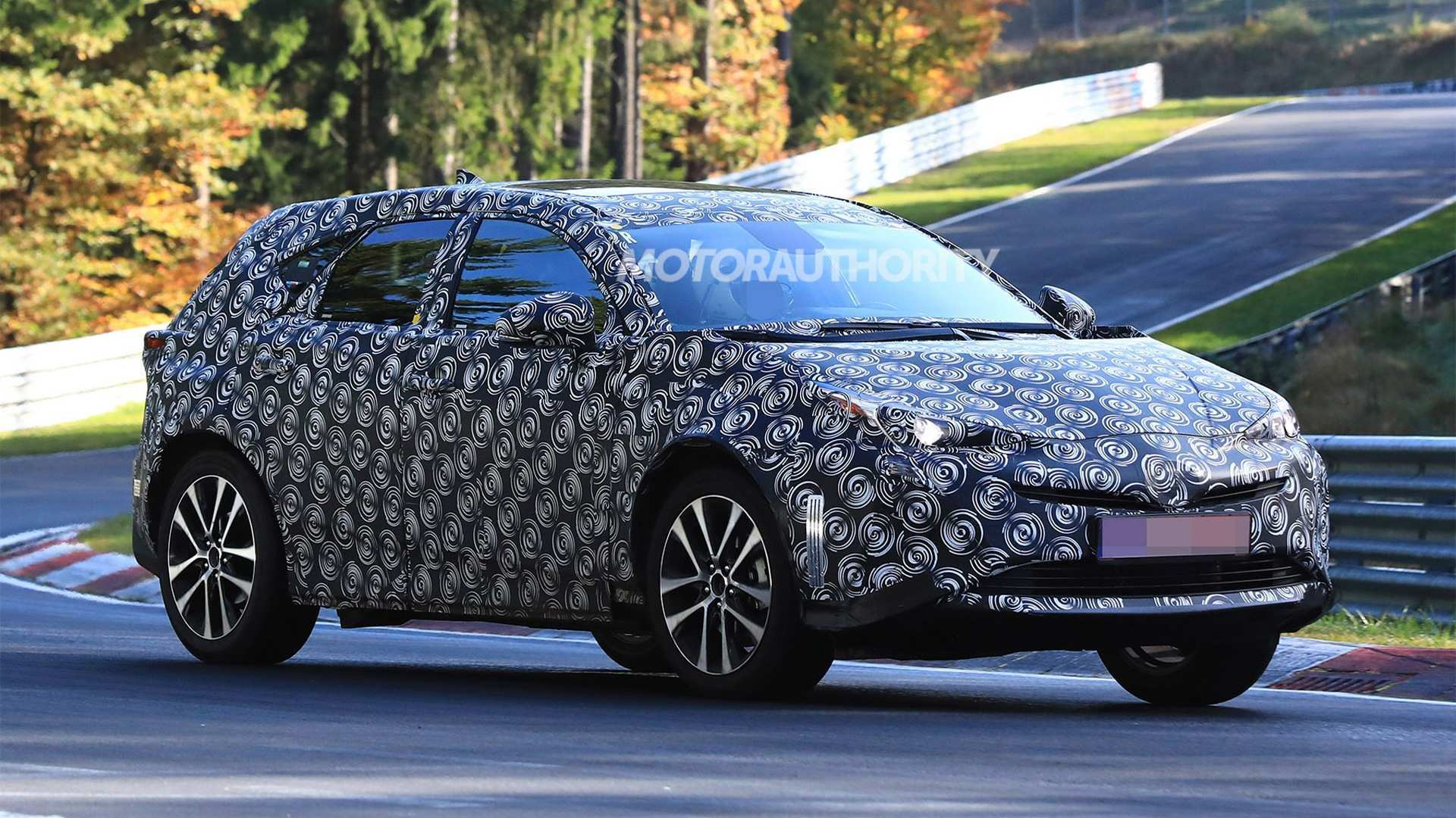 51 Gallery of 2020 Spy Shots Toyota Prius Speed Test for 2020 Spy Shots Toyota Prius