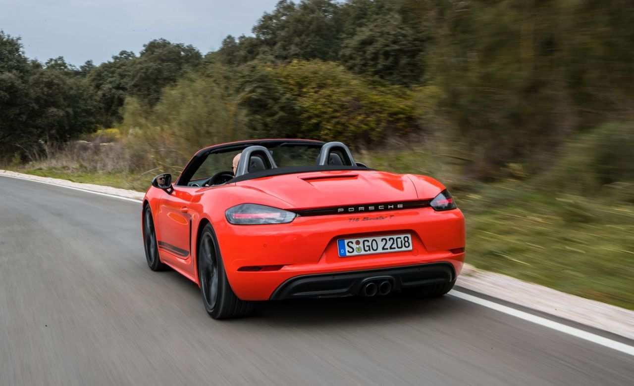 51 Gallery of 2020 The Porsche 718 New Review for 2020 The Porsche 718
