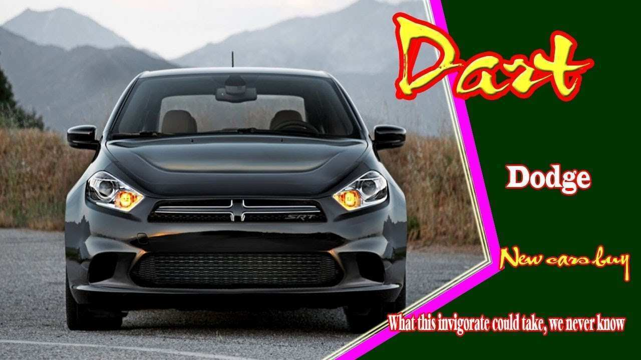 51 Great 2020 Dodge Dart Picture by 2020 Dodge Dart