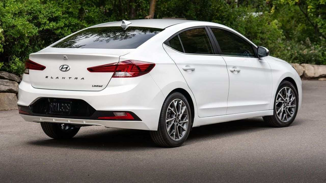 51 Great 2020 Hyundai Elantra Release by 2020 Hyundai Elantra