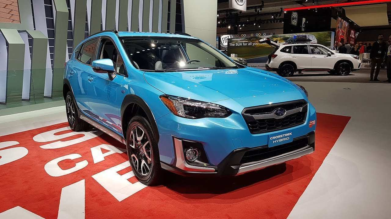 51 Great Subaru Plug In Hybrid 2020 History with Subaru Plug In Hybrid 2020