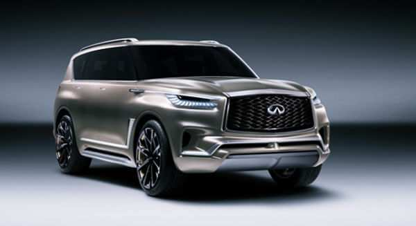 51 New 2020 Infiniti QX80 Spesification for 2020 Infiniti QX80