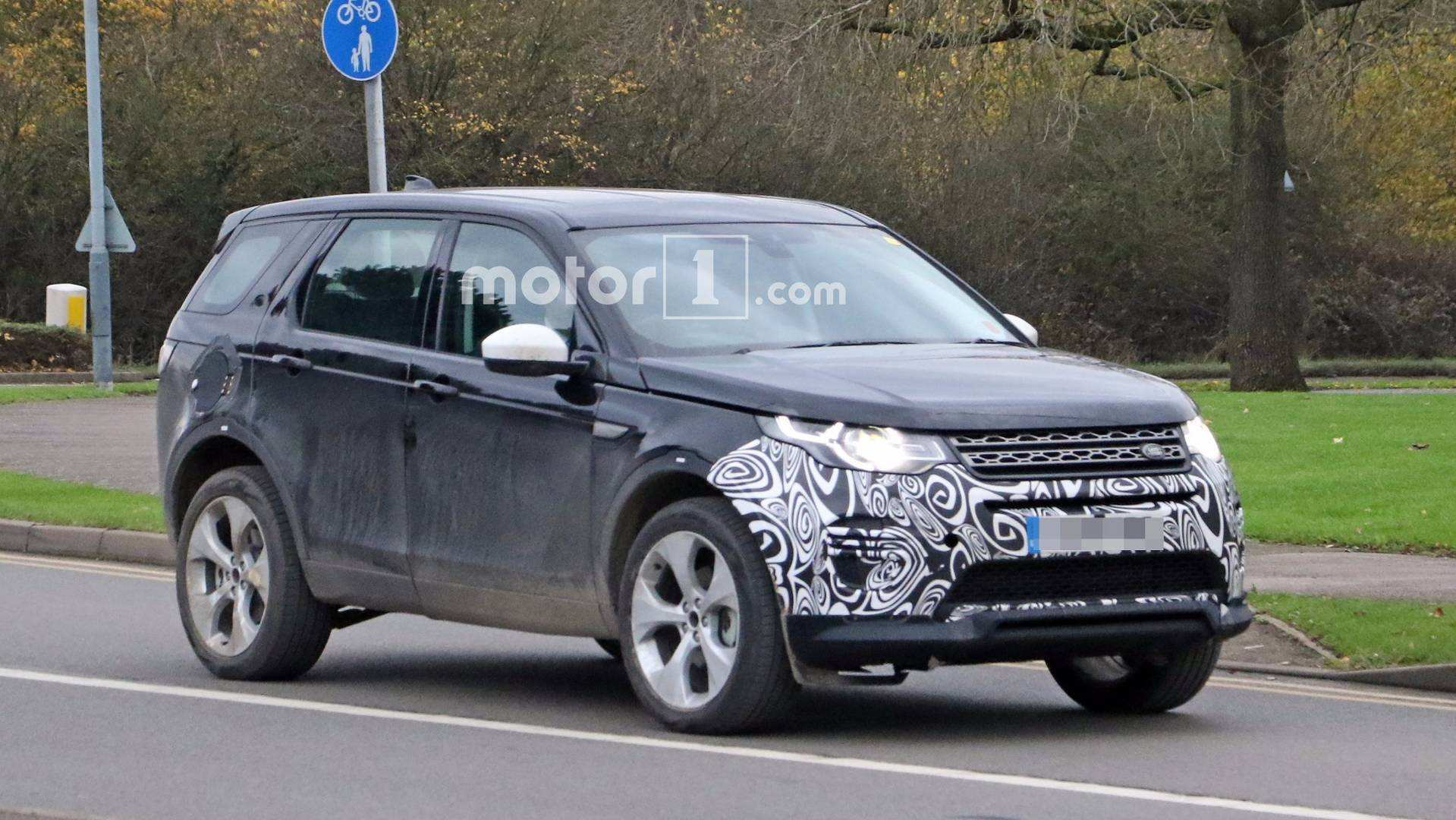 51 New 2020 Land Rover Discovery Sport Rumors with 2020 Land Rover Discovery Sport