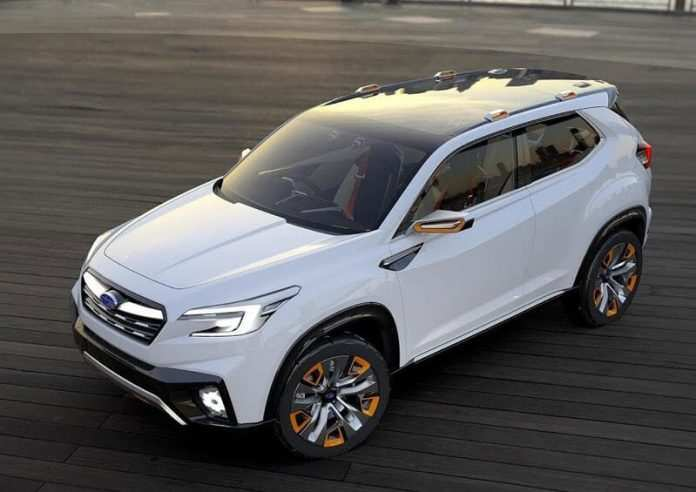 51 New 2020 Subaru Forester Length Rumors for 2020 Subaru Forester Length