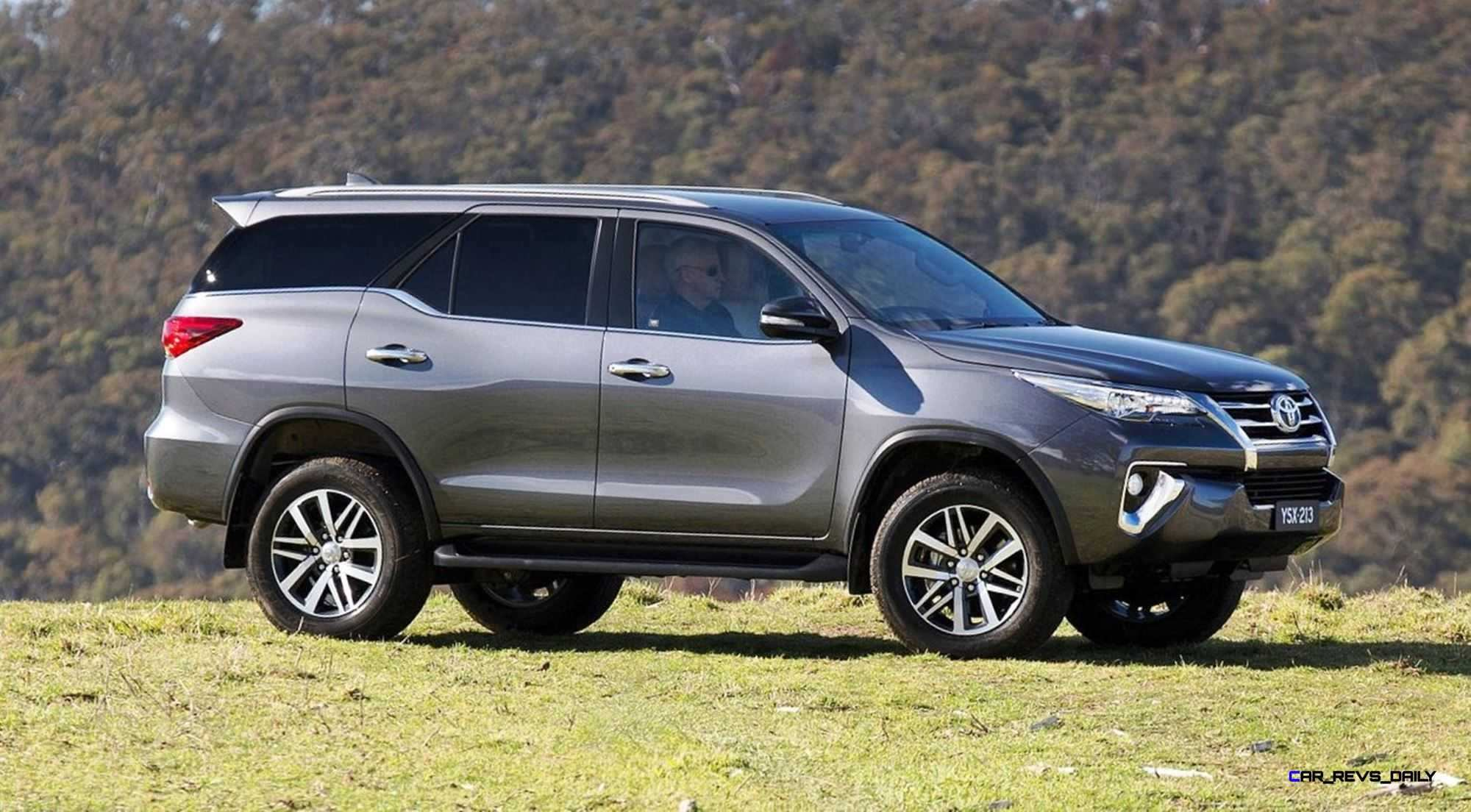 51 New 2020 Toyota Fortuner Interior by 2020 Toyota Fortuner