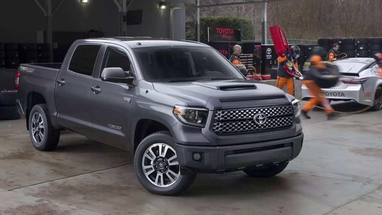 51 New Toyota Tundra 2020 Exterior Redesign with Toyota Tundra 2020 Exterior