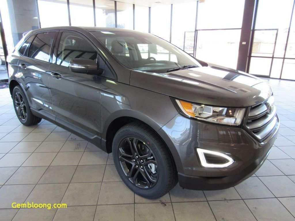 51 The 2020 Ford Edge New Design Price and Review for 2020 Ford Edge New Design