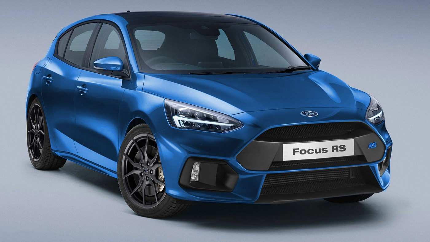 51 The 2020 Ford Focus RS Style with 2020 Ford Focus RS